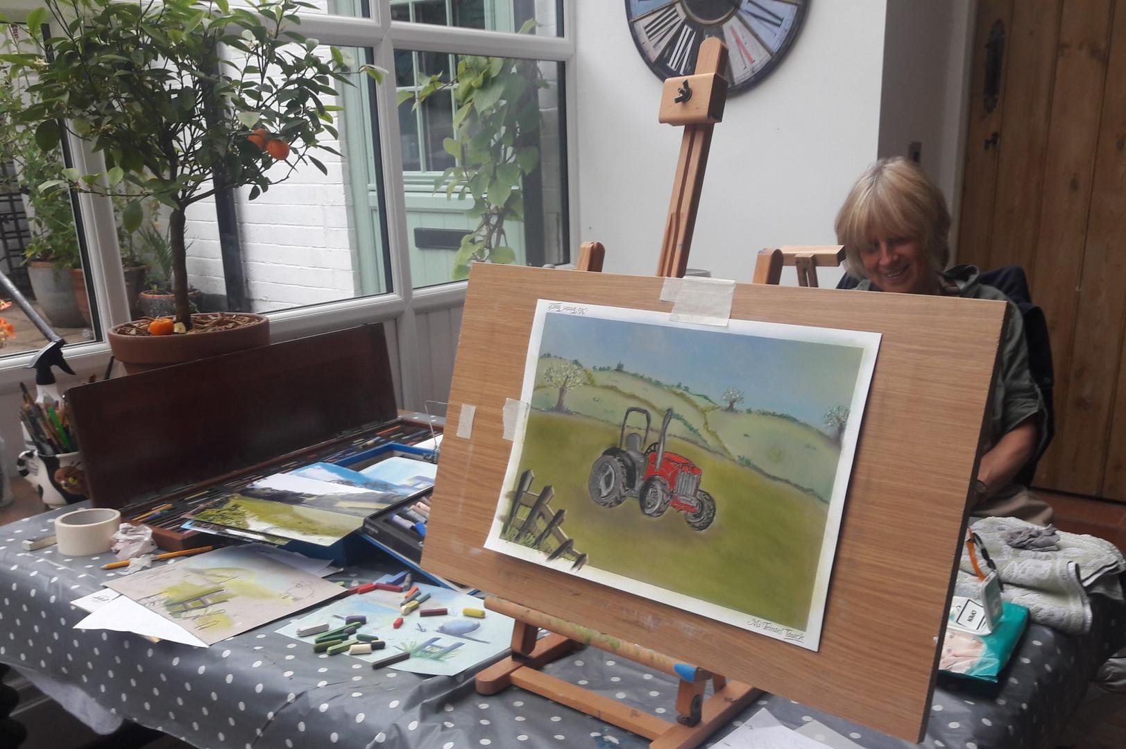 Whatstandwell Home Studio
