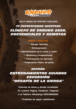 afiche-cursos-clinicas-enduro-conlarapn