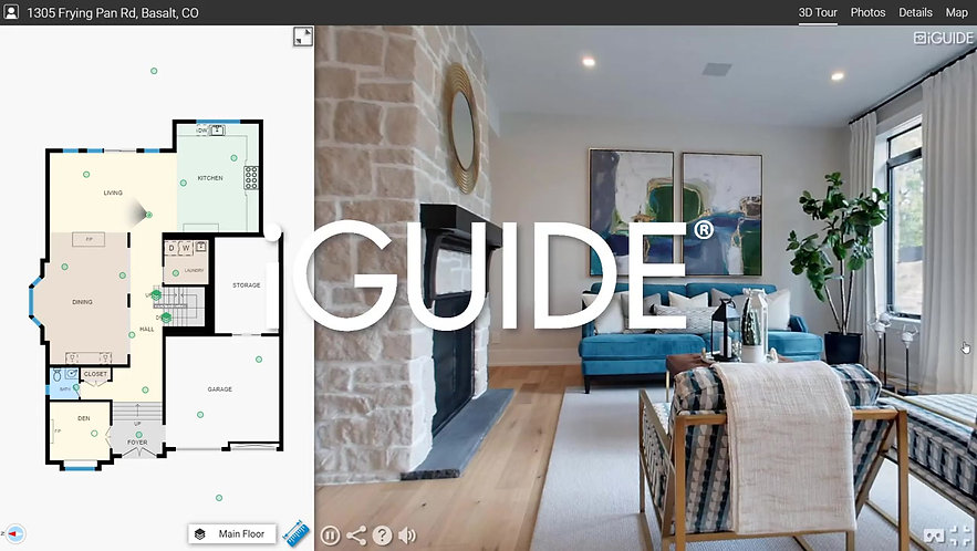 Overview of iGuide Virtual Tour for Real Estate Photography