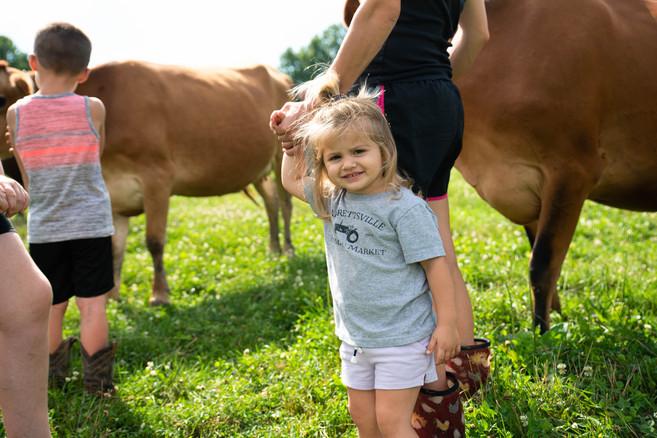 Meghan Winkler for Old Forge Dairy