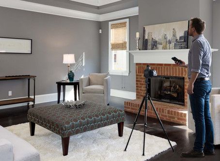 As a Realtor TIME IS MONEY! Prepare Listings Quicker with The Captivly Photography Staging Guide
