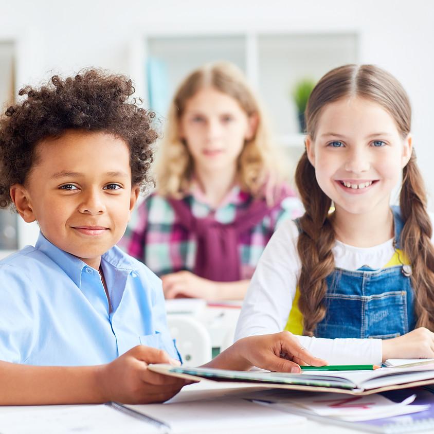 """Palestra aberta """"Como as crianças aprendem a ler e a escrever"""" - alfabetização"""