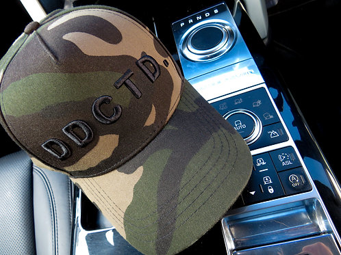 DDCTD Trucker Cap