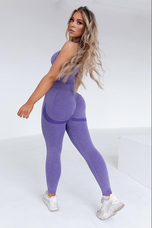 Purple Enhance leggings