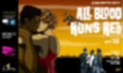 Affiche du film ALL BLOOD RUNS RED, un film de Louis J. GORE