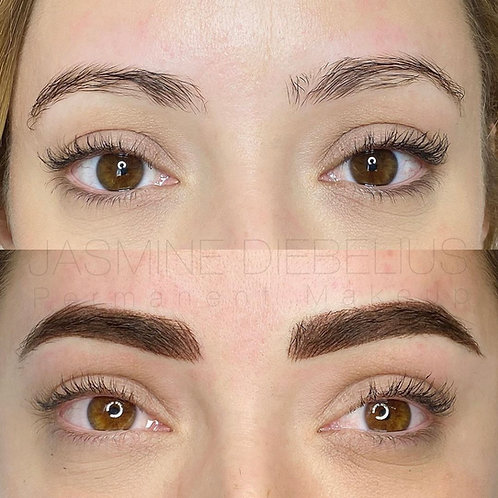 How to fix Asymmetrical Brows
