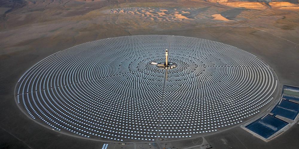 Solar Farm the way of the future