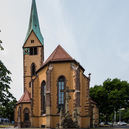 Stuttgart Leonhards Kirche;RS Fotografie