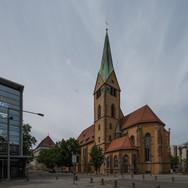 Stuttgart Leonhardtskirche;RS Fotografie