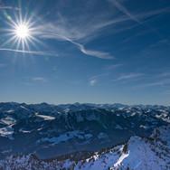 Alpenpanoramam vom Stockhorn; RS-Fotografie