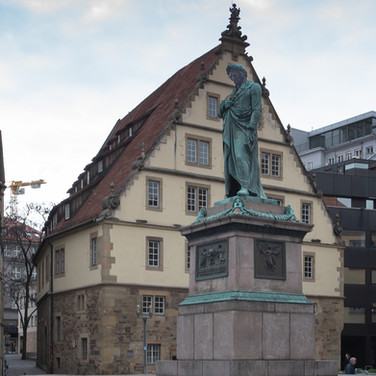 Stuttgart Schillerdenkmal; RS Fotografie