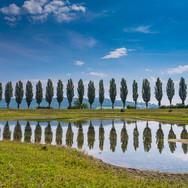 Spiegelung im See; RS-Fotografie