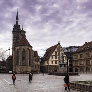 Stuttgart Stiftskirche; RS Fotografie