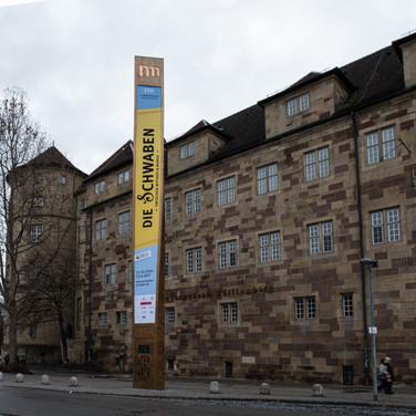 Stuttgart altes Schloss; RS Fotografie