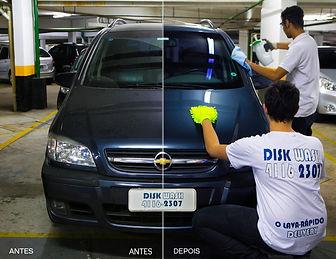 lava-rapido, higienzação automotiva