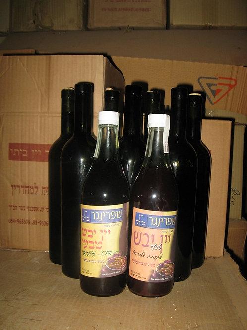 יין שפרינגר קל - 5%