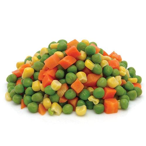 """ירקות מעורבים 3 ק""""ג עדה חרדית"""