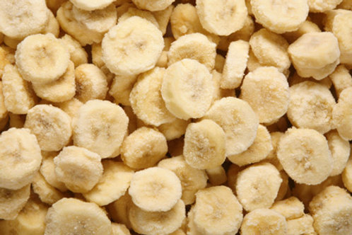 בננה קפוא באריזת 2 קילו