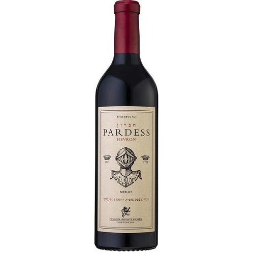 יין פרדס - יקב חברון - הרב מחפוד