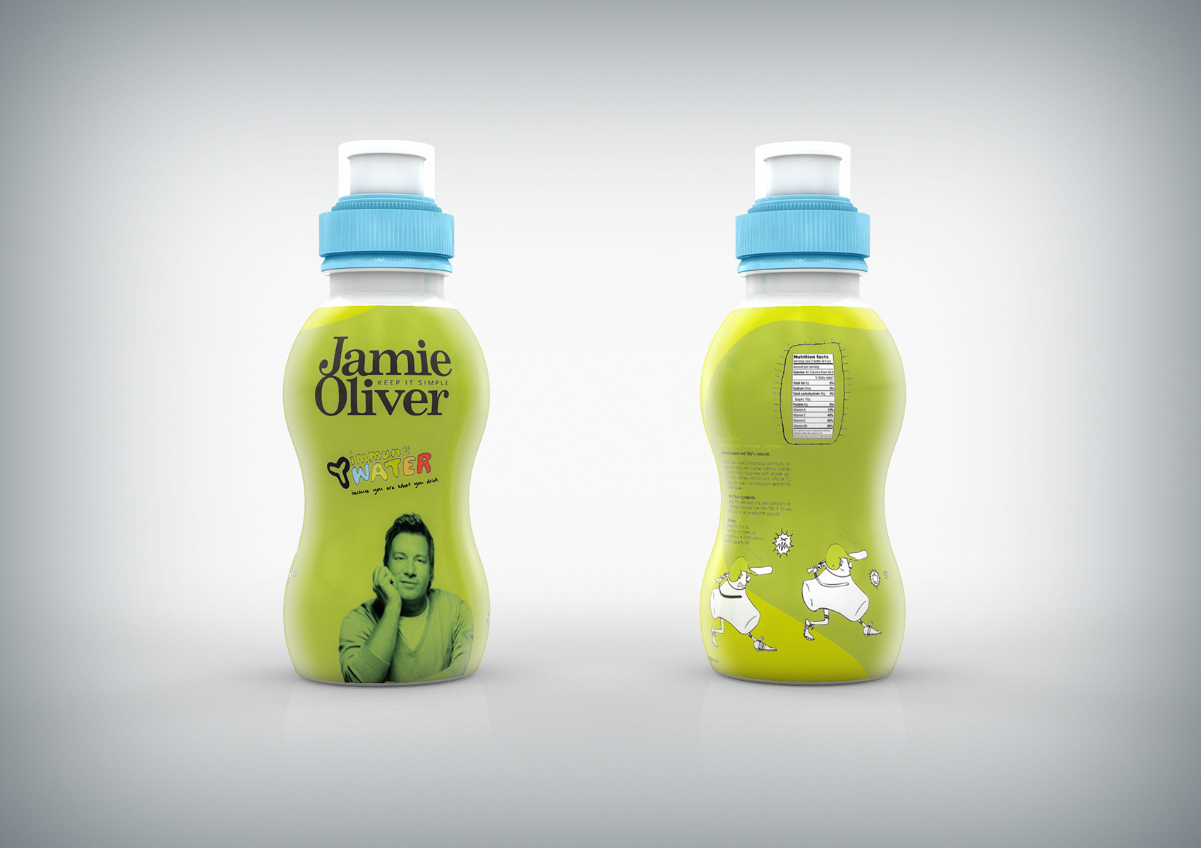 JAMIE OLIVER Y-WATER
