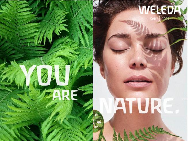 WELEDA_YouAreNature