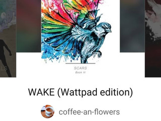 All my novels now available FREE on Wattpad!