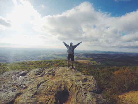 Oh, Yes You Can: Six Steps to Overcome!