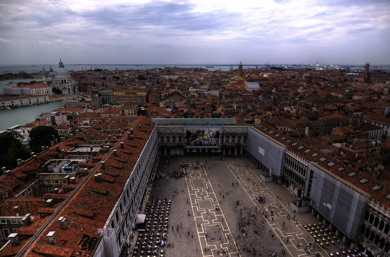 Squares of Venice