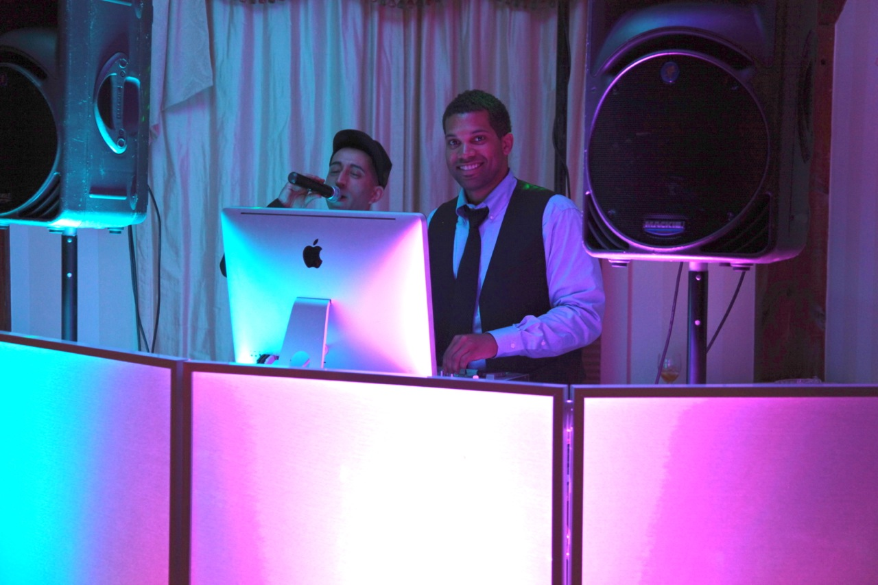 DJ and MC Jason Harrison