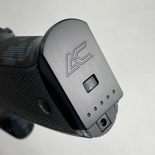 P320 AXG 9MM / 40 S&W Aluminum  Plus Zero Base Pad