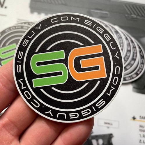 SG Sticker