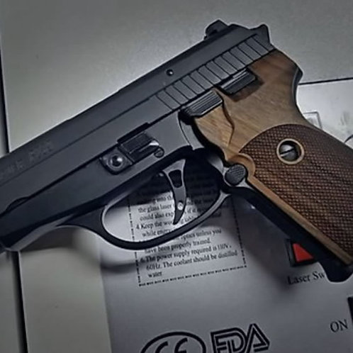 """SIG Sauer P239 P225A P245 & older P220 P226 """"Slightly Curved"""" Adjustable Trigger"""