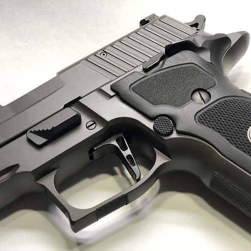 """Type I -Dual Adjustable Sig Sauer P220 / 226 / 229 """"Single Action Only"""" Trigger"""