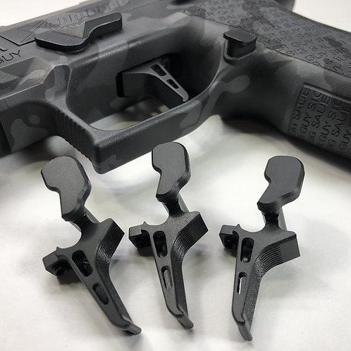 SIG Sauer P320 / X5 / X5 Legion M17/M18 Dual Adjustable Flat Trigger