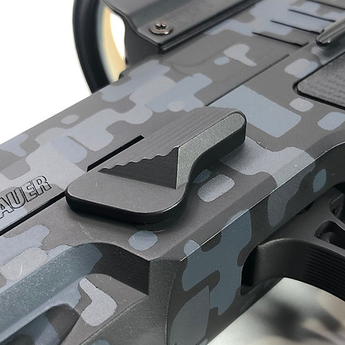 SIG Sauer P320 SPORT Takedown Lever by Armory Craft