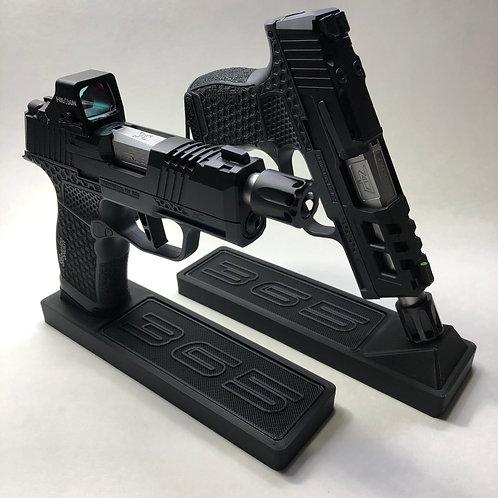 Pistol Stand - Back In Black Series