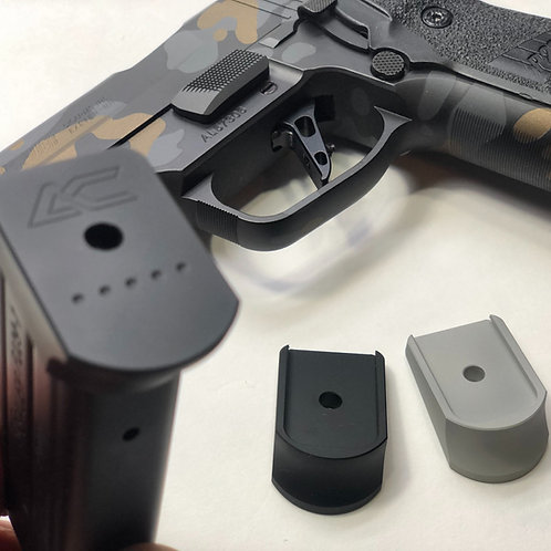 SIG Sauer P229 / P228 - Billet Aluminum Base Pad by Armory Craft