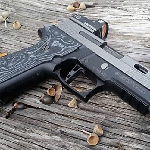 """Flat"" SIG Sauer P220 P224 P226 P227 P228 P229 M11A1 Dual Adjustable Trigger"