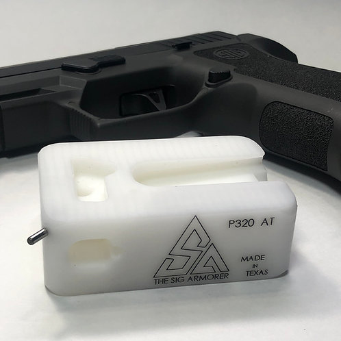SIG Sauer P320 Accessibility Tool by The Sig Armorer