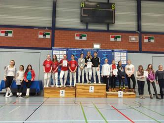 Schulmeisterschaften in Solingen