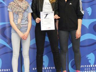 1. Platz im Landesfinale der Schulen!