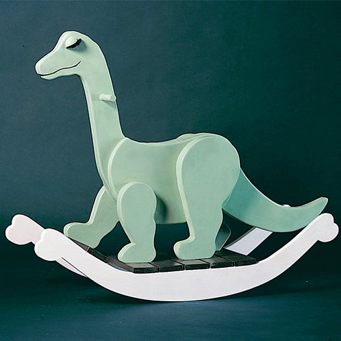 Dinosaur Rocking Horse Plans Ride On Rocking animal