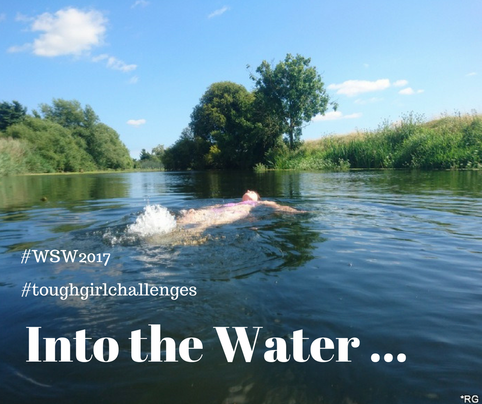 Into the Water for #WSW2017
