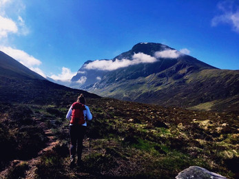 My three year mission to the top of Ben Nevis