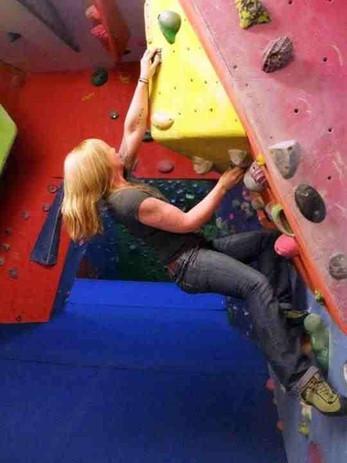 Rock Climbing ... how to get started Women in Sport week 2017 #wsw2017