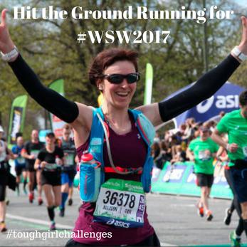 Hit the ground running - Women in Sport week 2017