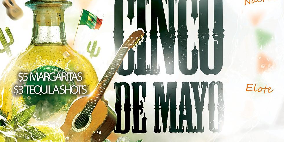 4 Days of Cinco de Mayo