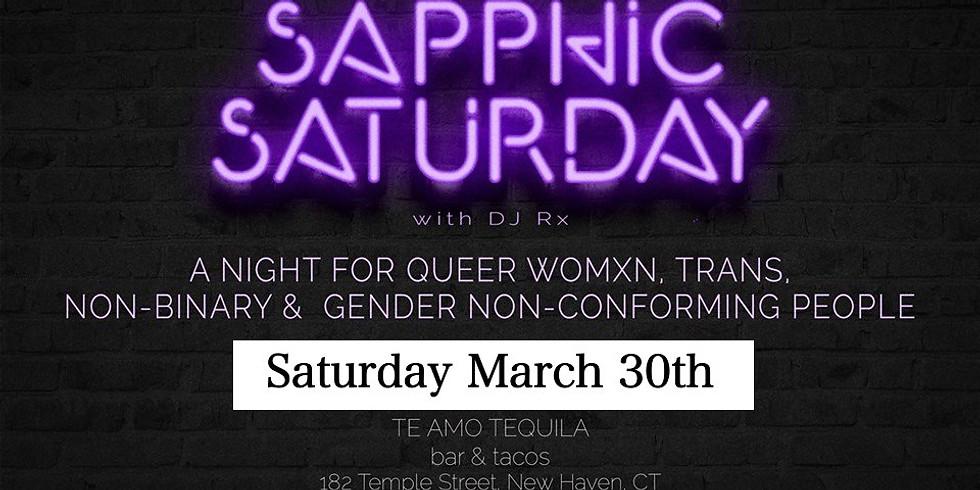 Sapphic Saturday