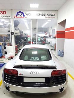 R8 Audi