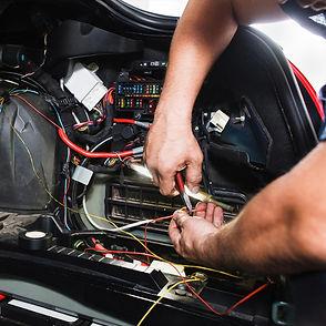 car electrical Wiring repair Scan Troubl